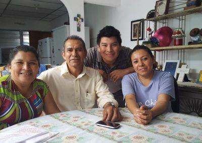 2016-03-02 Pastor & Mrs. Joaquin